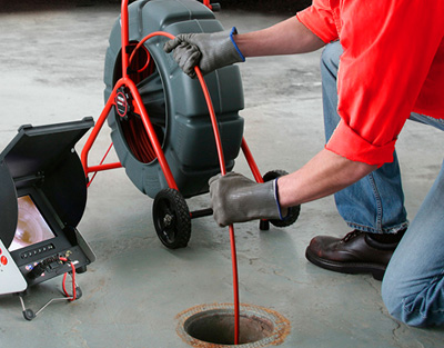 drain-cleaning and sewer repair
